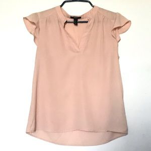 4/$15 PINK FOREVER 21 TOP